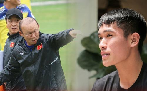 Huỳnh Tấn Sinh: Từ sự bồng bột, không ưng ý đến sẵn sàng đổ máu vì HLV Park Hang-seo