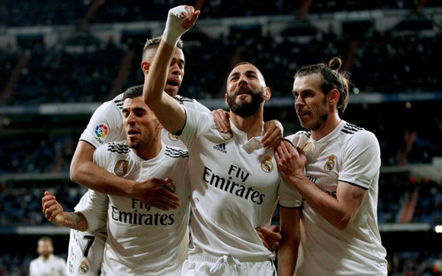 Zidane bất ngờ trọng dụng con trai, Real Madrid thắng toát mồ hôi hột trước đội cuối bảng