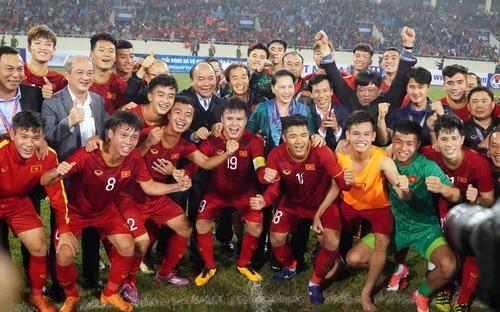 Một chu kỳ thành công mới lại bắt đầu với bóng đá Việt Nam