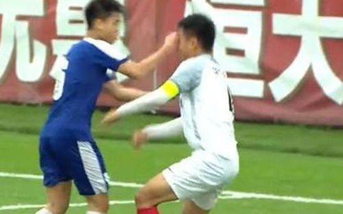 Sự cố cầu thủ U17 Hà Nội tung đấm vào mặt đồng nghiệp: BTC giải đấu ở Trung Quốc ra án phạt nặng