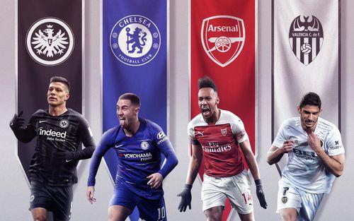 Chelsea, Arsenal dắt tay nhau vào bán kết Europa League