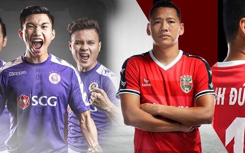 Hà Nội FC và Bình Dương tại AFC Cup: Cuộc