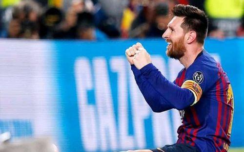 Messi nói điều bất ngờ sau khi lập siêu phẩm sút phạt vào lưới Liverpool