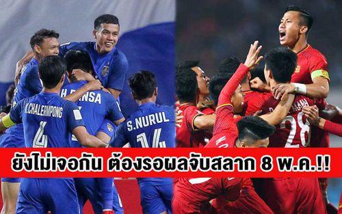 Thái Lan đổi thể thức chia cặp tại King's Cup, có thể chạm trán Việt Nam từ trận mở màn