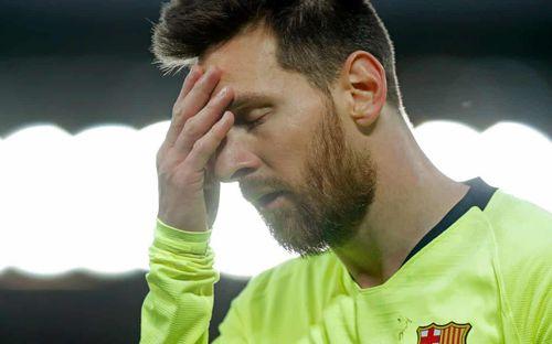 Tiết lộ: Sau thất bại không thể tin nổi trước Liverpool, Messi đã bật khóc nức nở và đầy cay đắng trong phòng thay đồ