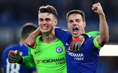 Bóng đá Anh CHÍNH THỨC thống trị châu Âu: Chelsea thắng nghẹt thở ở loạt luân lưu cân não, Arsenal