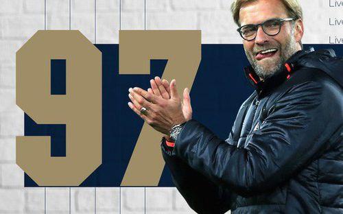 Những con số ấn tượng nhất Ngoại hạng Anh 2018/19: Kẻ về nhì vĩ đại Liverpool và những kỷ lục lần đầu được thiết lập