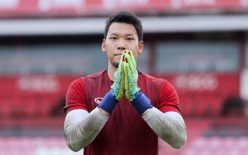 Thủ môn số 1 tuyển Thái Lan: