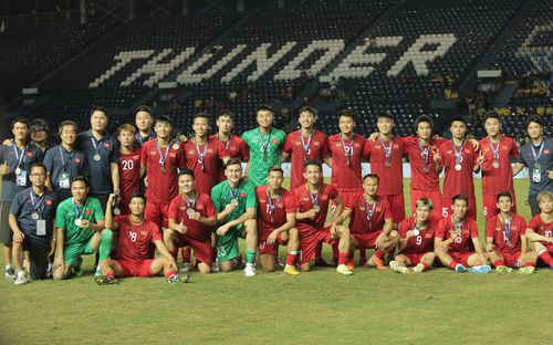Đội tuyển Việt Nam được chọn làm đại sứ phong trào