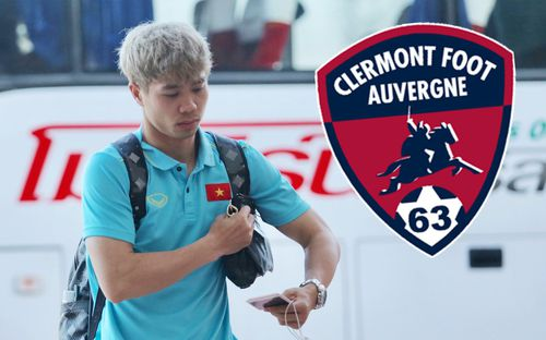 Chính thức: CLB Clermont Foot 63 xác nhận Công Phượng đến thử việc vào cuối tháng 6/2019