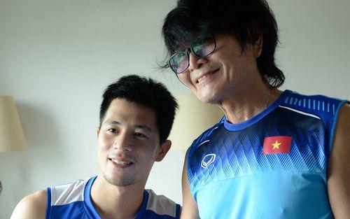 Đình Trọng kiên trì tập hồi phục, hy vọng mong manh kịp bình phục dự SEA Games 30