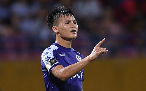 Chung kết AFC Cup 2019 khu vực Đông Nam Á: Quang Hải bỏ lỡ nhiều cơ hội, Hà Nội thắng sát nút Bình Dương