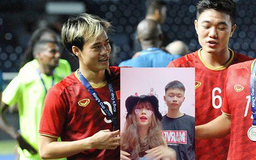 Em trai của người yêu Văn Toàn hào hứng vì được gặp gỡ các cầu thủ HAGL