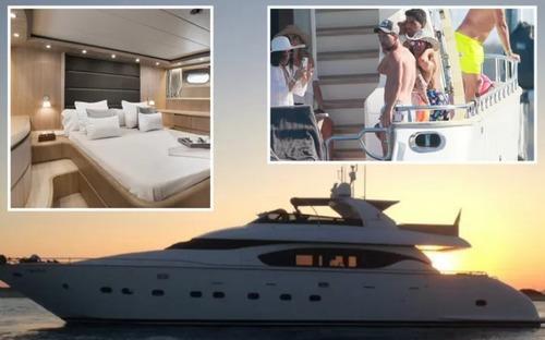 Choáng ngợp trước du thuyền sang chảnh được Messi chọn để nghỉ hè: Như chốn thiên đường, thuê một tuần mất luôn 1,1 tỷ đồng