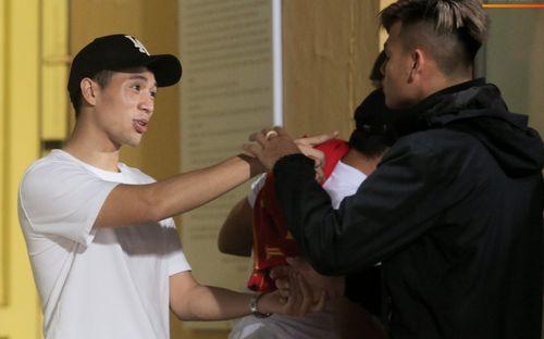Đình Trọng trở lại sân Hàng Đẫy, tái ngộ HLV Park Hang-seo và đồng đội ở U23 Việt Nam