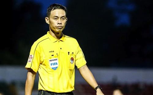 Trọng tài từng ngăn cầu thủ của Bình Dương cắn lưỡi trở thành người Việt Nam thứ 2 được công nhận đạt đẳng cấp cao nhất châu Á