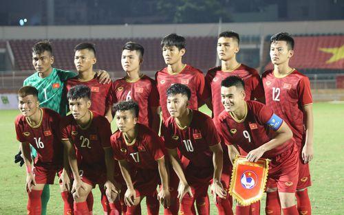 Dàn hot boy U18 Việt Nam: Xứng danh đàn em Tiến Dũng, Đình Trọng