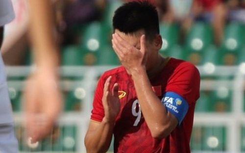 U18 Việt Nam thua sốc, fan lập tức mỉa mai: