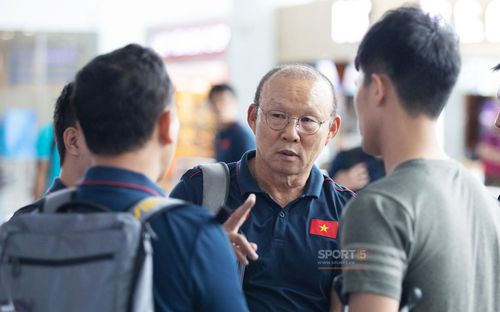 HLV Park Hang-seo yêu cầu tuyển thủ Việt Nam phải làm hai điều này để chuẩn bị thể lực đấu Thái Lan