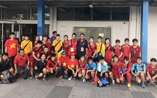HLV Mai Đức Chung: Các cầu thủ nữ Việt Nam đã làm nên trận đấu lịch sử trên đất Thái