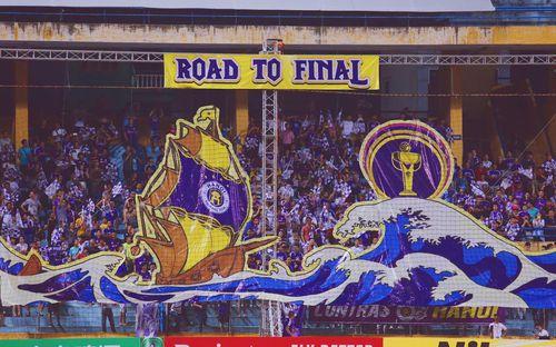 Sân Hàng Đẫy có thể tổ chức trận chung kết AFC Cup lần đầu tiên trong lịch sử?
