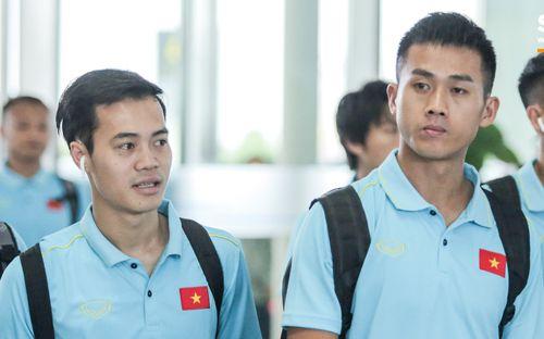 Tuyển Việt Nam chốt danh sách đấu Thái Lan: Giữ Văn Hậu, loại tiền đạo tân binh