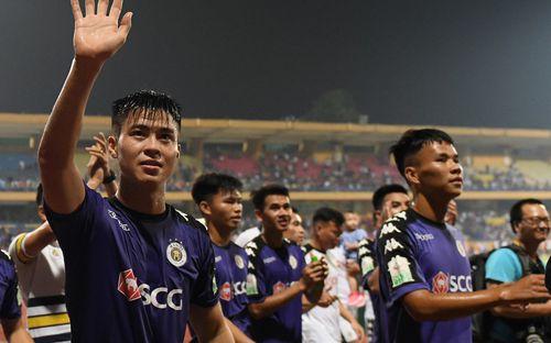 CLB Hà Nội có thể lên ngôi vô địch ngay trong ngày mai (19/09): Thầy Park cũng có lý do để mừng thầm