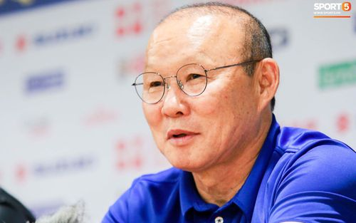 HLV Park Hang-seo: Tôi có 10 tiêu chí chọn cầu thủ và năng lực là yếu tố đầu tiên