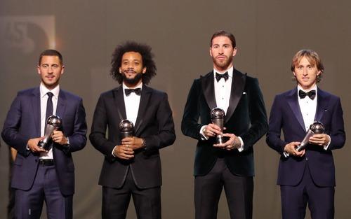 Những điều bất hợp lý, những màn tấu hài của FIFA khiến nhiều người bức xúc sau buổi lễ trao giải The Best 2019
