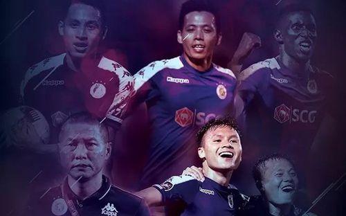 Hà Nội FC xoá bỏ sự coi thường của châu Á, lối nghĩ
