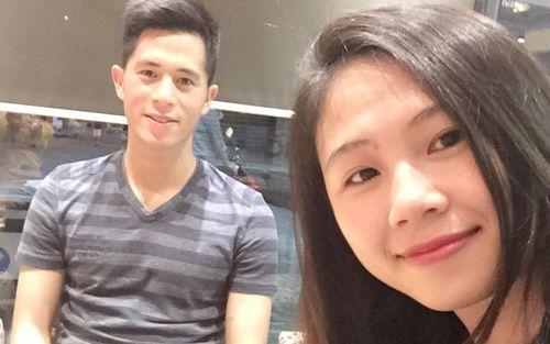 Đình Trọng lần đầu tiên nổi cơn ghen vì bạn gái xinh đẹp: