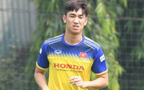 HLV Park Hang-seo loại 5 cầu thủ, chốt danh sách U22 Việt Nam đấu U22 UAE