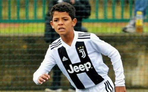 Con trai Ronaldo ghi 58 bàn sau 28 trận, thiết lập kỷ lục kinh hoàng ở đội trẻ Juventus