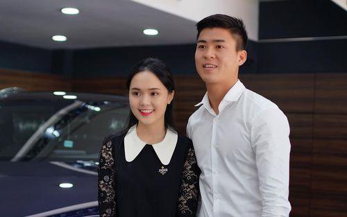 Quỳnh Anh khen anh rể Văn Quyết đá đẳng cấp, vẫn không quên nhắc Duy Mạnh mua TV mới sau chức vô địch