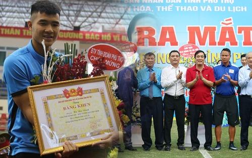 Quê hương của Hà Đức Chinh chính thức có đội bóng chuyên nghiệp, tham gia vào hệ thống giải đấu ở Việt Nam