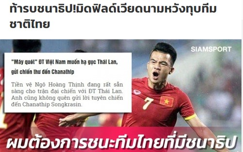 Báo Thái cảnh báo siêu sao Chanathip trước lời tuyên chiến của tiền vệ ĐT Việt Nam