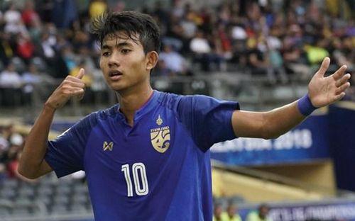 Hy hữu: Sao trẻ 17 tuổi xin rời tuyển Thái Lan để về