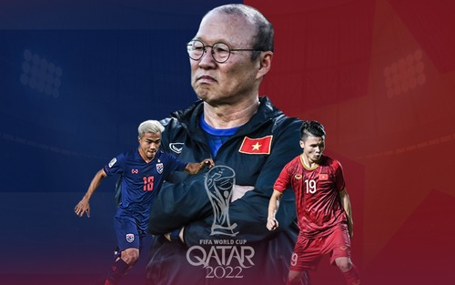 Vị thế Park Hang-seo và giấc mơ vươn tầm của bóng đá Việt Nam: Thái Lan chẳng phải là đối thủ lớn nhất
