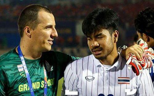 Thủ môn Thái Lan lần đầu lên tiếng về pha đá lại phạt đền trong trận gặp Việt Nam: