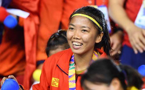 Đội trưởng tuyển nữ Việt Nam: