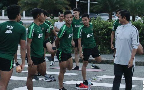 Đối thủ của U22 Việt Nam tập luyện từ 5h sáng vì