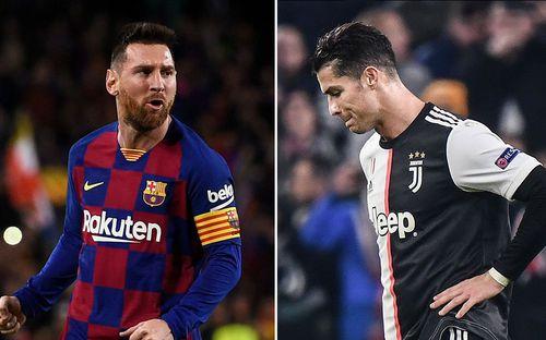 Đều kiếm gần 20 nghìn tỉ đồng trong thập kỷ qua nhưng Ronaldo và Messi vẫn phải hít khói