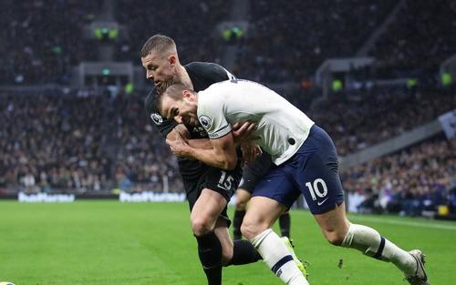 Không Son Heung-min, Tottenham nếm trải