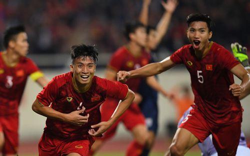 Góc tự hào: FIFA xếp Việt Nam vào top 12 đội tuyển gây bất ngờ nhất thế giới năm 2019