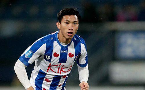 Văn Hậu mang số áo lạ và đá chính, Jong SC Heerenveen trả món nợ thua đậm hồi đầu mùa