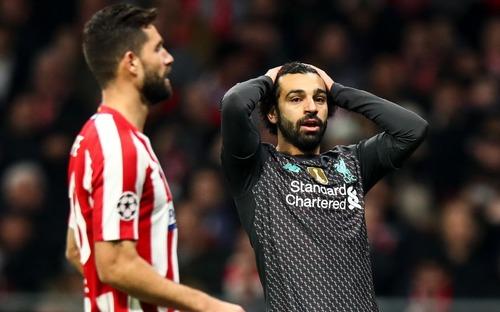 Sở hữu thống kê tệ hại, ĐKVĐ Liverpool nhận thất bại ở lượt đi vòng 1/8 Champions League