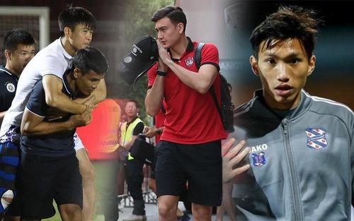 Hàng thủ đội tuyển Việt Nam chưa bao giờ