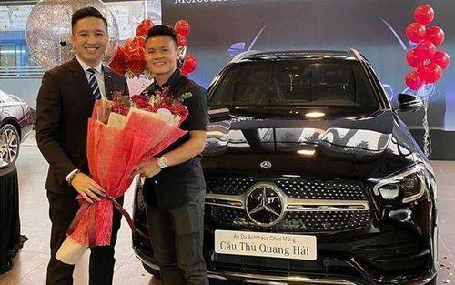 Quang Hải lại khiến thiên hạ trầm trồ: Mới mua nhà xong, giờ lại tậu xe sang tiền tỷ