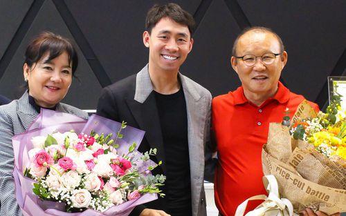 HLV Park Hang-seo cùng vợ lần đầu mua nhà tại Việt Nam, vị trí ngay gần sân vận động Mỹ Đình