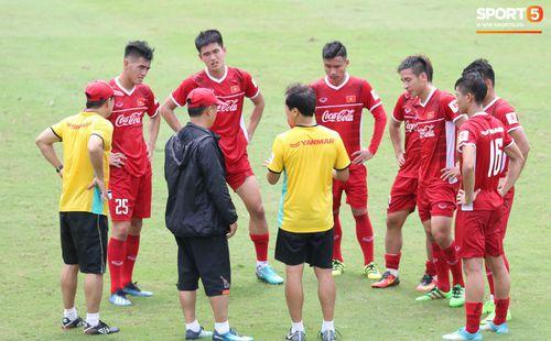 9 cầu thủ U23 Việt Nam được thầy Lee